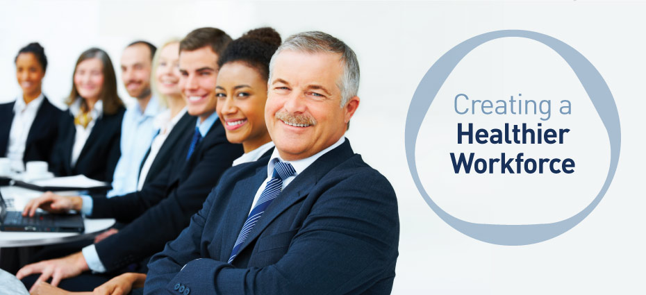 OHBM - Creating a healthier workforce